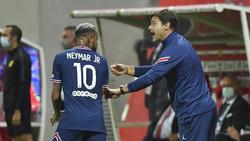 PSG: Pochettino erwartet kein baldiges Karriereende Neymars