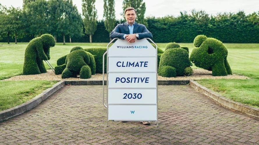 Williams Racing will nachhaltiger werden