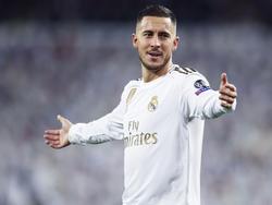 Hazard disputó el último encuentro ante el PSG.