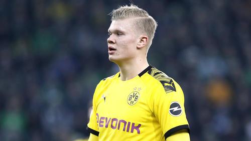 BVB-Stürmer Erling Haaland wurde von seinen Ex-Kollegen ausgelacht