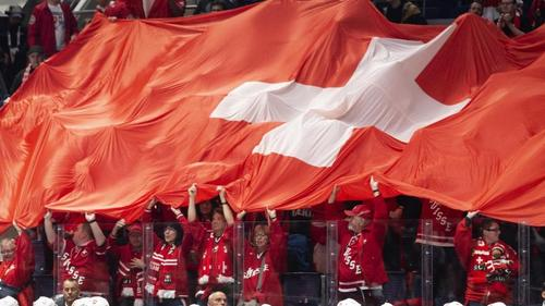 Die abgesagte Eishockey-WM findet auch 2021 nicht in der Schweiz statt