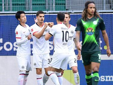 Wichtiger Sieg für Frankfurt in Wolfsburg