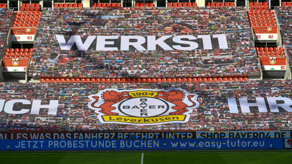 Die Verantwortlichen von Leverkusen würden in Berlin gerne echte Fans sehen