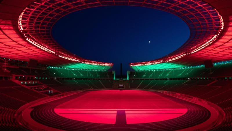 Das Berliner Olympiastadion bleibt weiter die Heimat des DFB-Pokal-Finals