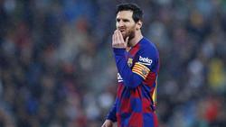 Lionel Messi wünscht sich angeblich einen neuen Trainer beim FC Barcelona