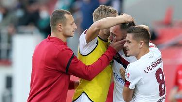 Große Emotionen beim 1. FC Nürnberg