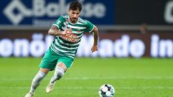 TaxiarchisFountas soll das Interesse des VfB Stuttgart geweckt haben