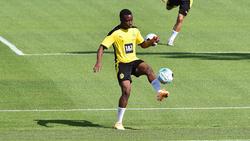 Hoffnungsträger beim BVB und beim DFB: Youssoufa Moukoko