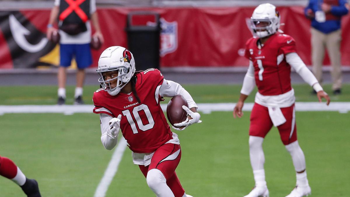Deandre Hopkins war der Star des Spieltags in der NFL