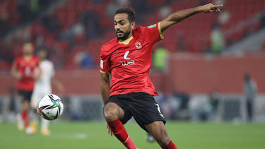 Der ägyptische Klub Al-Ahly wurde Dritter bei der Klub-WM