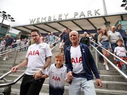 Im League-Cup-Finale sind Fans mit negativem Testergebnis zugelassen