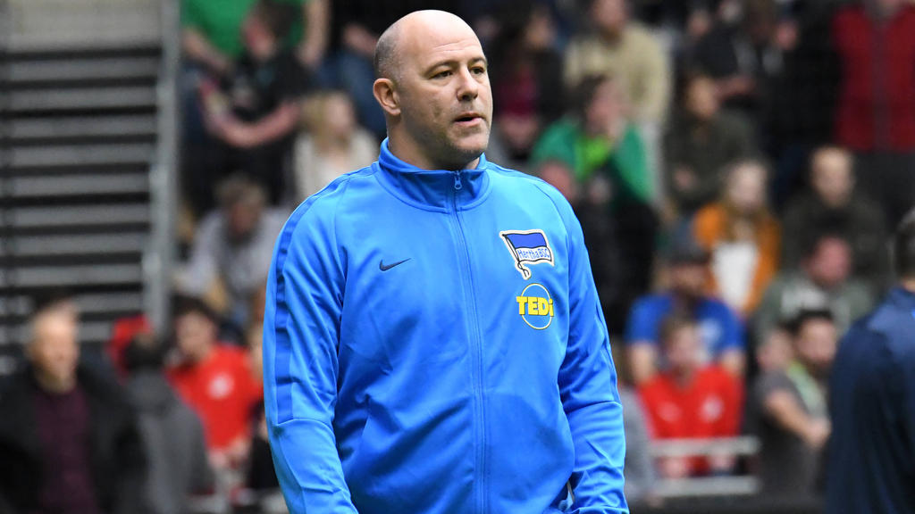 Kult-Keeper bei Hertha BSC: Gábor Király