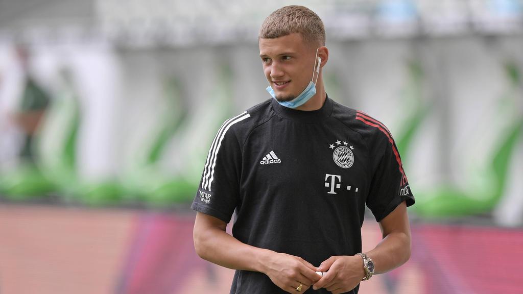 Michael Cuisance hofft auf eine neue Chance beim FC Bayern