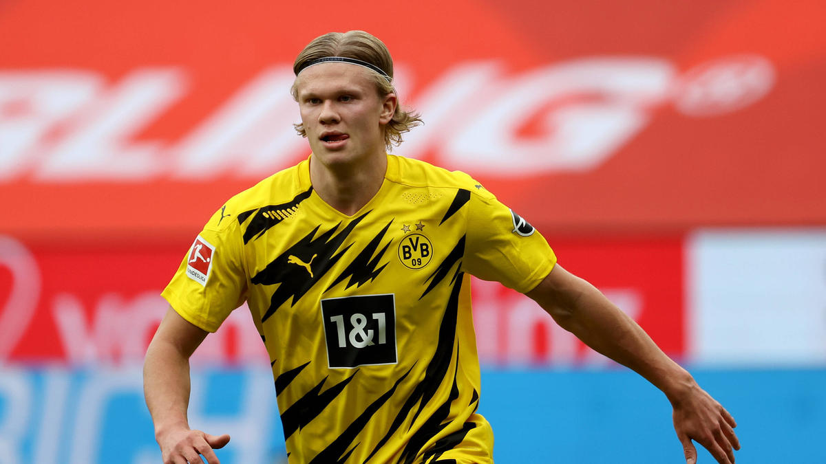Schafft es BVB-Star Erling Haaland aufs Cover von FIFA 22?