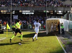 """Beim Team von Nocerina gab es im November 2013 zahlreiche """"Verletzte"""""""