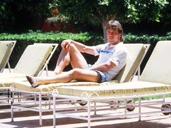 Lothar Matthäus gewann die Wahl 1991