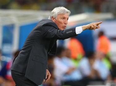 """José Pekerman espera que Colombia """"se recupere"""" en amistosos de cara a la Copa América. (Foto: Getty)"""