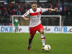 Rafael Czichos und sein Teamkollege Andreas Wiegel werden Erfurt wohl zum Saisonende verlassen