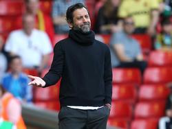 Espanyol verpflichtet Trainer Quique Sánchez Flores