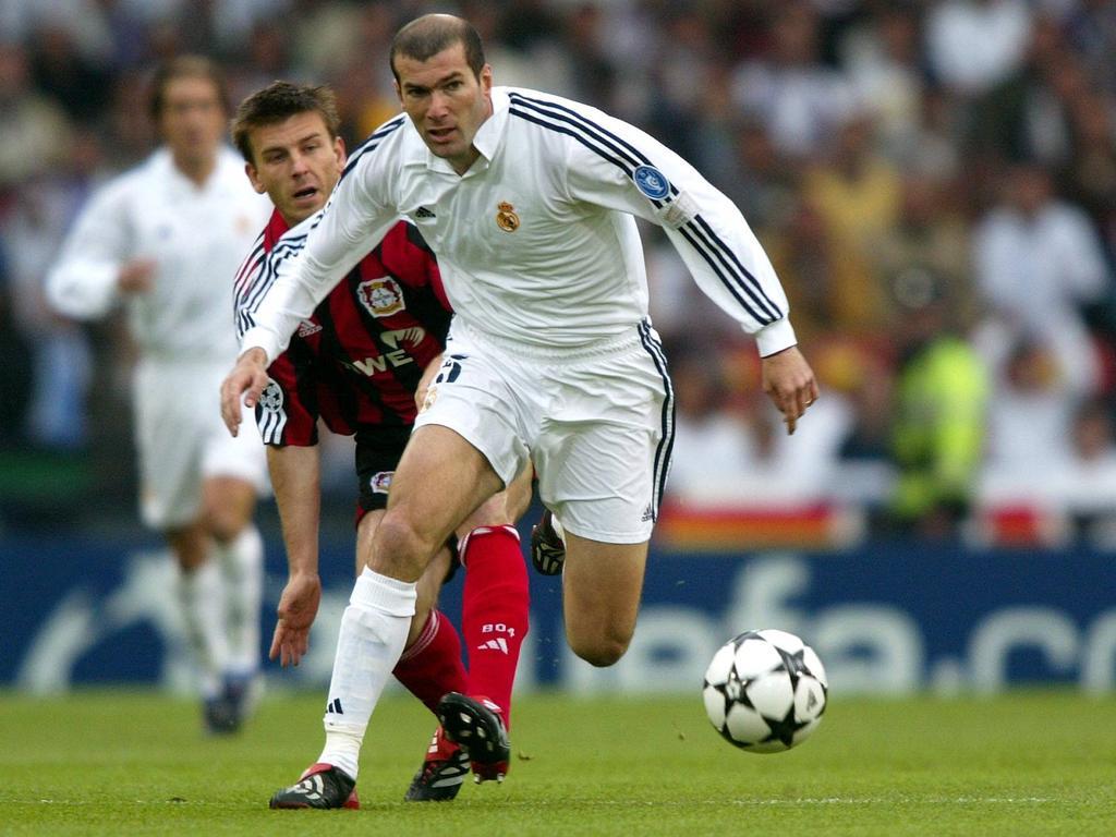 Vor 15 Jahren: Zidane wird zum