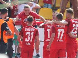 Liga-Neuling Zwickau hat - wie alle anderen Klubs der 3. Liga - auf dem Transfermarkt zugeschlagen.