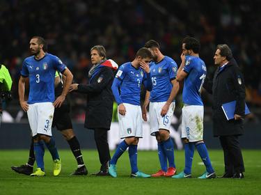 Italien scheiterte bei der WM-Quali in den Playoffs an Schweden