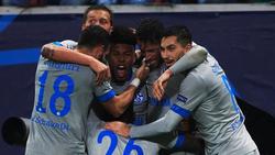 Aus dem Sieg in der Königsklasse nimmt Schalke Selbstvertrauen mit