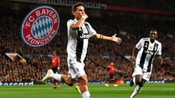 Paulo Dybala soll weiter ein Thema beim FC Bayern sein