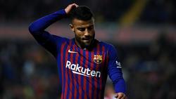 Rafinha wird dem FC Barcelona monatelang fehlen