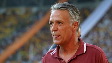 Uwe Neuhaus soll Arminia Bielefeld zurück in die Erfolgsspur führen