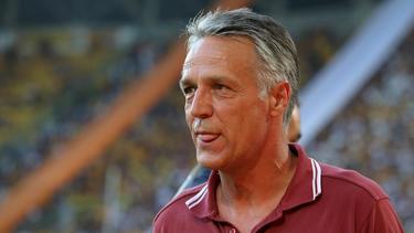 Uwe Neuhaus ist neuer Coach von Arminia Bielefeld