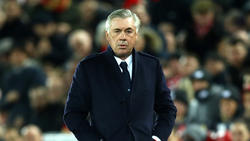 Carlo Ancelotti steht seit Saisonbeginn an der Seitenlinie beim SSC Neapel