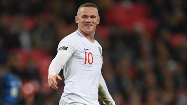 Wayne Rooney stellte sich im Weißen Haus vor