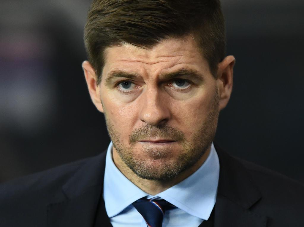 Steven Gerrard und sein Team müssen gewinnen