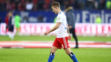 Lewis Holtby muss den HSV am Saisonende verlassen