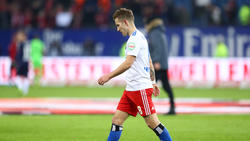Der Vertrag von Lewis Holtby beim HSV läuft bis Saisonende