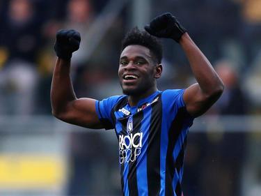 Zapata volvió a marcar esta jornada en la Serie A. (Foto: Getty)