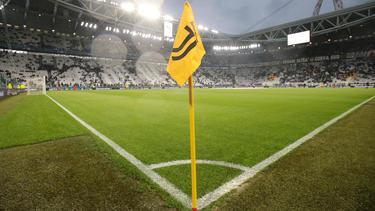 Das Juventus Stadium ist beim Spiel der Turiner Frauenmannschaft ausverkauft