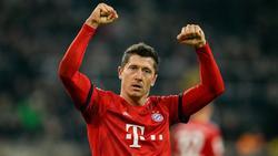 Der FC Bayern will mit Robert Lewandowski verlängern