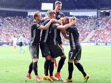 Die deutschen U21-Junioren stehen im EM-Finale