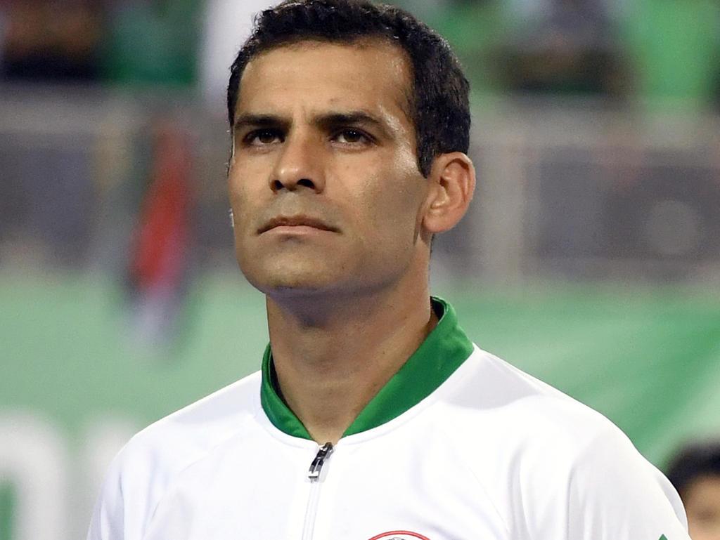 Der Mexikaner Rafael Márquez steht wieder auf dem Fußballplatz