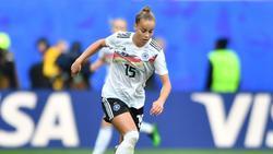 Beste junge WM-Spielerin: Giulia Gwinn