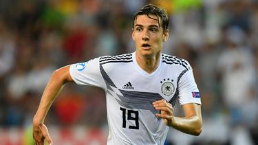 Florian Neuhaus könnte im nächsten Jahr in Italien spielen