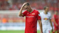 Union Berlin erlebte in der Bundesliga keinen Start nach Maß