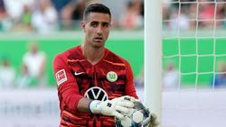 Der VfL Wolfsburg muss weiter auf Koen Casteels verzichten