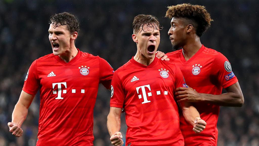 Bayern Vs Piräus