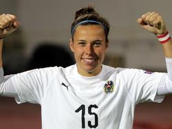 Nicole Billa ist Österreichs Fußballerin des Jahres 2019