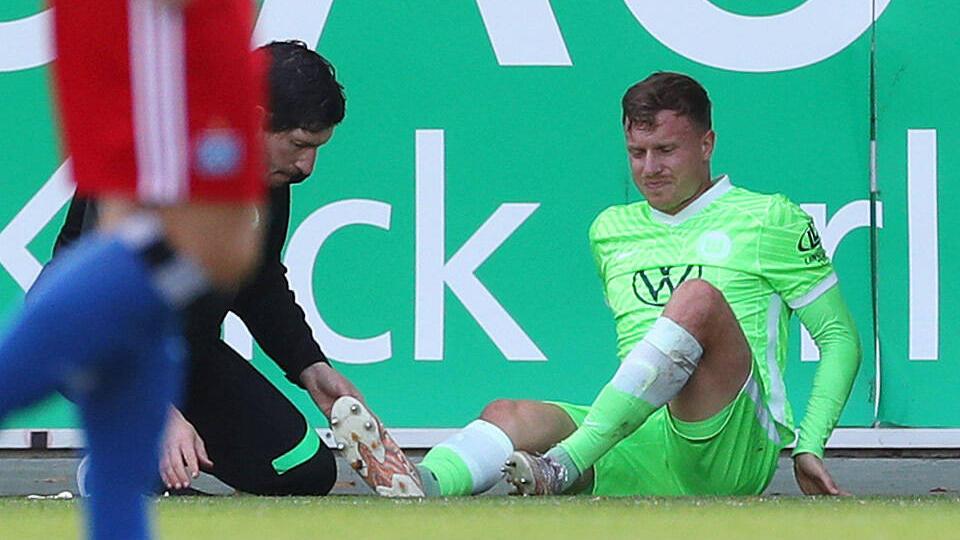 Yannick Gerhardt wird dem VfL Wolfsburg fehlen