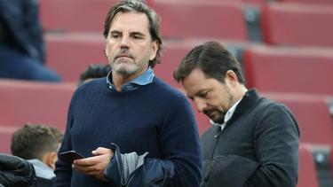Volker Struth spricht über den Nübel-Wechsel vom FC Schalke 04 zum FC Bayern