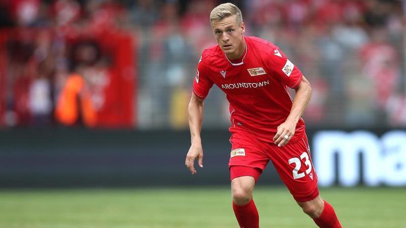 Felix Kroos spielt für den 1. FC Union Berlin in der Bundesliga